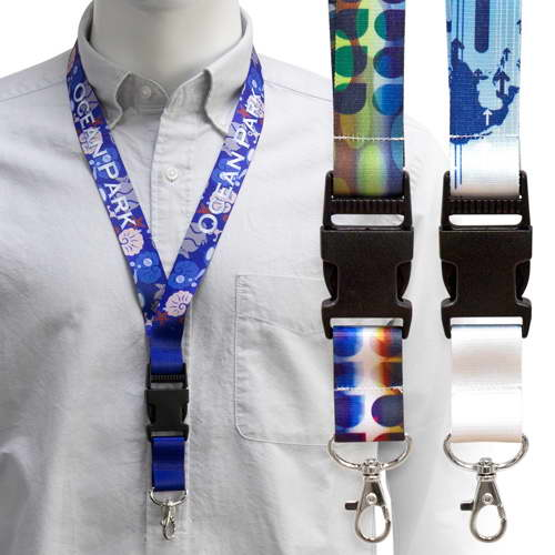 25mm Full Colour Lanyards – PK02019B