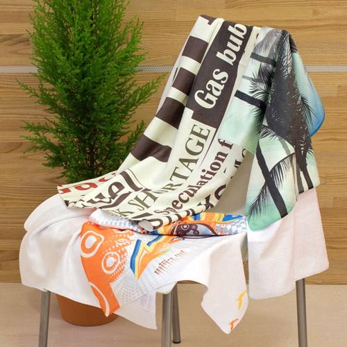 Full Colour Long Sports Towel – PK17024