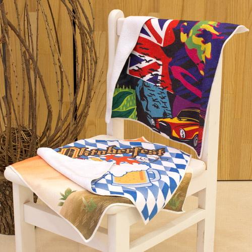 Full Colour Wash Towels – PK17022