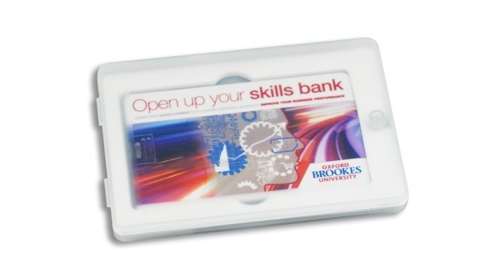 Credit Card Magnetic USB Box