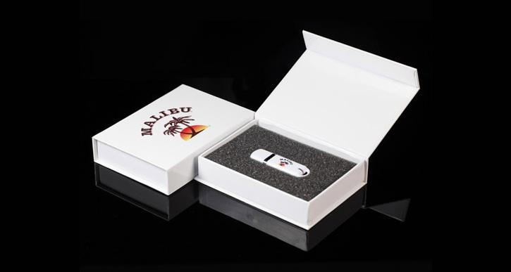 Flip USB Box