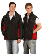 Ws – Men's 3in1 Jacket/Vest – JK18