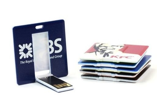 Square USB Card