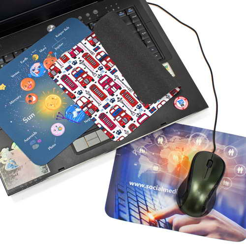 Promotional Mouse Mat 230 x 180mm