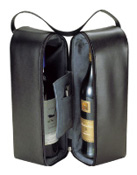 Two Bottle Wine Carrier – 9019