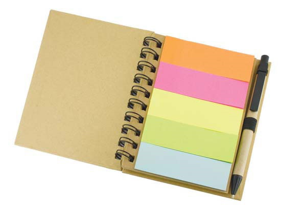 A6 Eco Sticky Notes – G1062