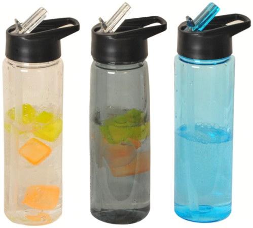 Tritan Drink Bottle With Ice Cubes – JM019