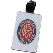 Metal Bag Tag – CSA-BT-RM