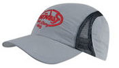Micro Fibre & Mesh Sports Cap – 3814