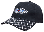 Checker Plate on Peak Cap – 4044