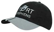 Rift Embroidery Cap – 4179