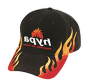 Double Flame Cap – 4236