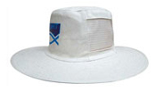 Canvas Hat with Vents – 3006