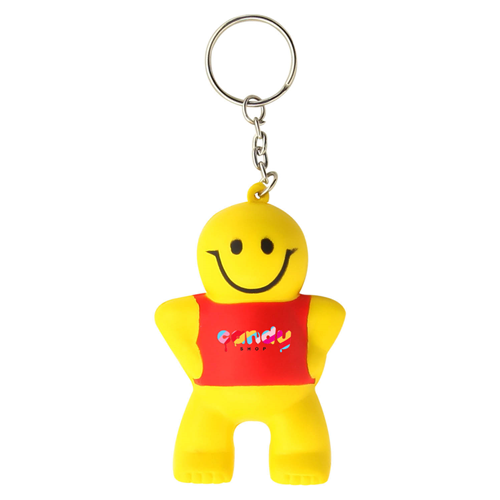 STRESS LITTLE MAN KEY RING – SKR001
