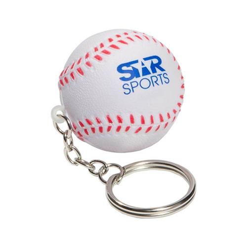 STRESS BASEBALL KEYRING – SKR014