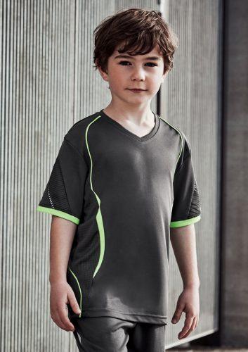 Kids Razor Tee – T406KS
