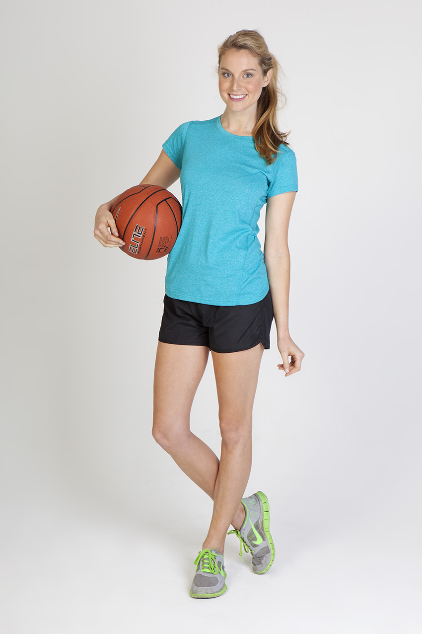 RAMO Ladies Greatness Athletic T-shirt – T449LD