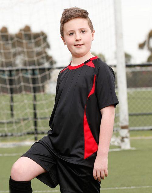 Kids Shoot Soccer Tee – TS85K