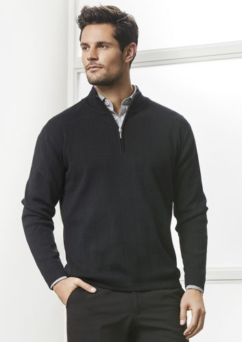 Mens Zip Pullover – WP10310