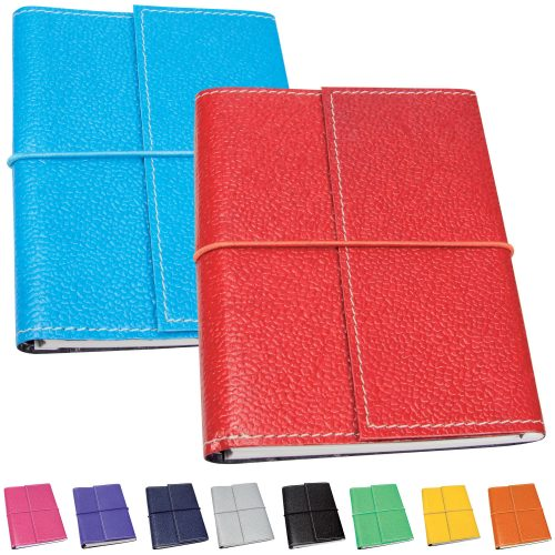 ECO NOTEBOOK WITH ELASTIC CLOSURE – G1163