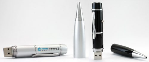Metal Pen USB – 25
