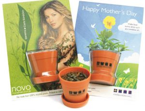 100% Recycled Seedpot – SPO