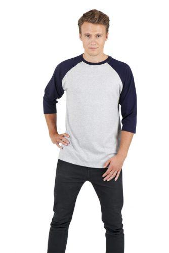 RAMO Mens 3/4 T-Shirt – T343RG