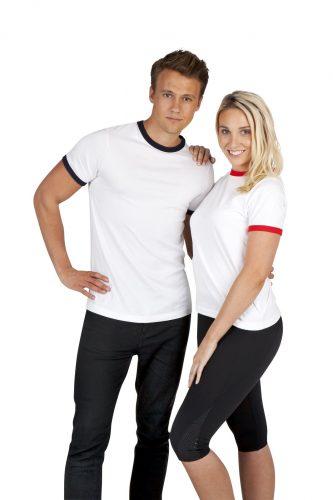 RAMO Ringer Tee T-Shirt – T525