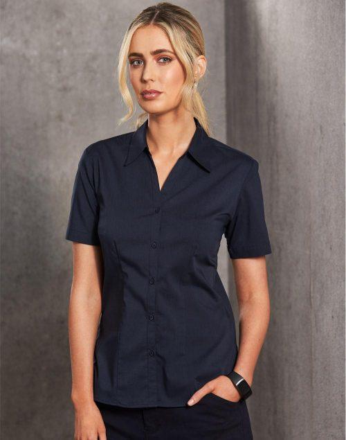 Executive Lady Short Sleeve – BS07S