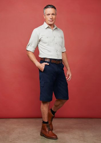 Biz – Mens Cargo Shorts – BS10112