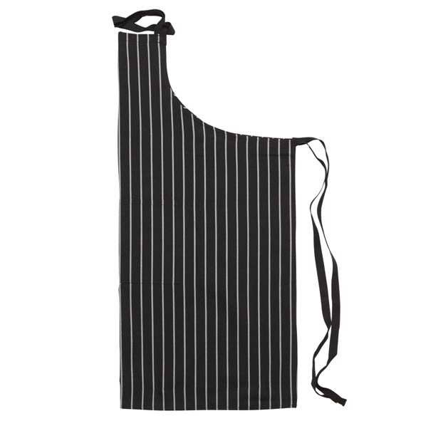Pocket Bib Striped Apron – 5BS