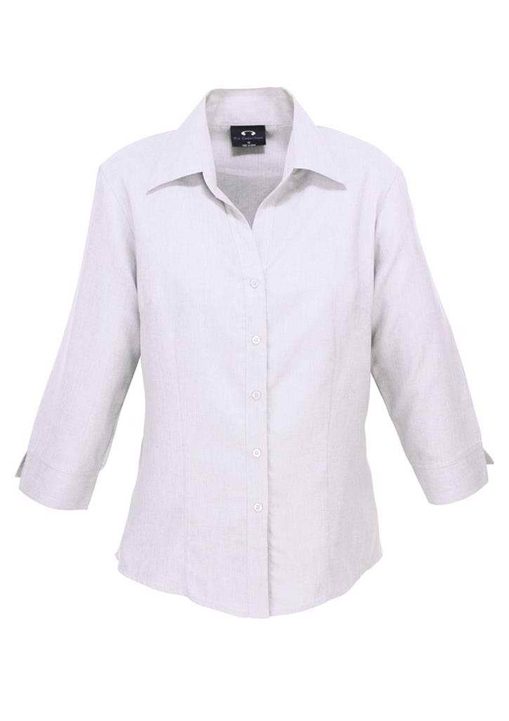 Biz – Ladies Oasis S/S Shirt – LB3601