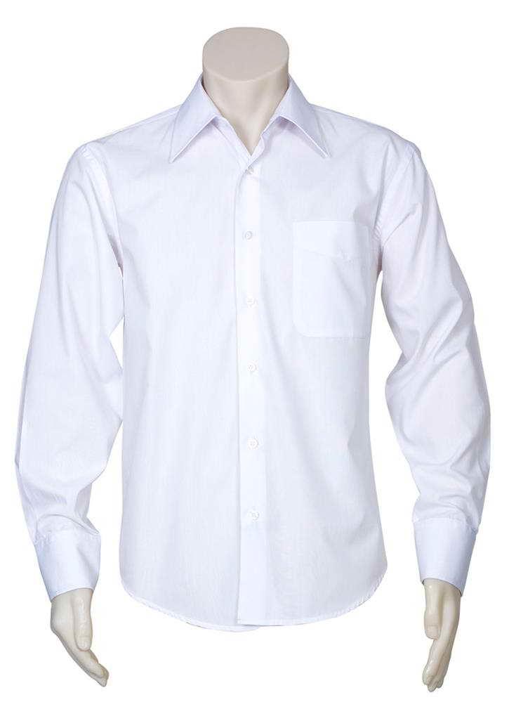 Biz – Mens L/S Metro Shirt – SH714