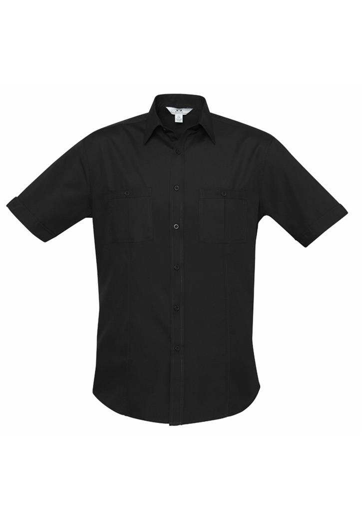 Biz – Mens S/S Bondi Shirt – S306MS