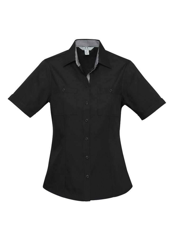 Biz – Ladies S/S Bondi Shirt – S306L