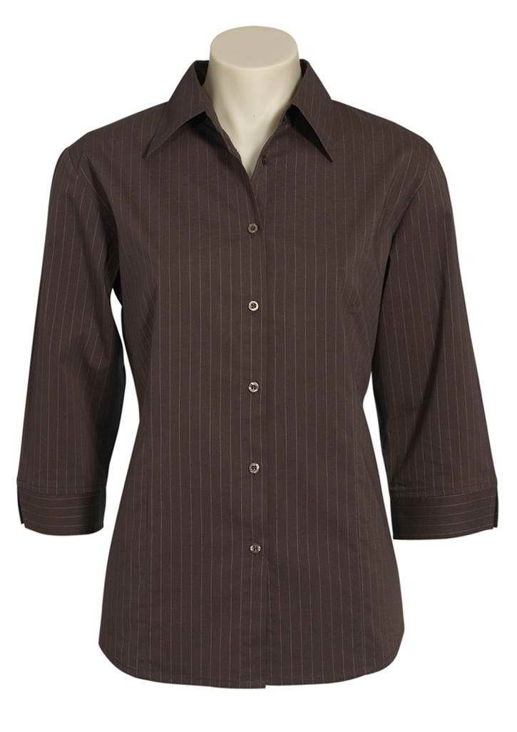 Biz – Ladies ¾ Manhattan Shirt – LB8425
