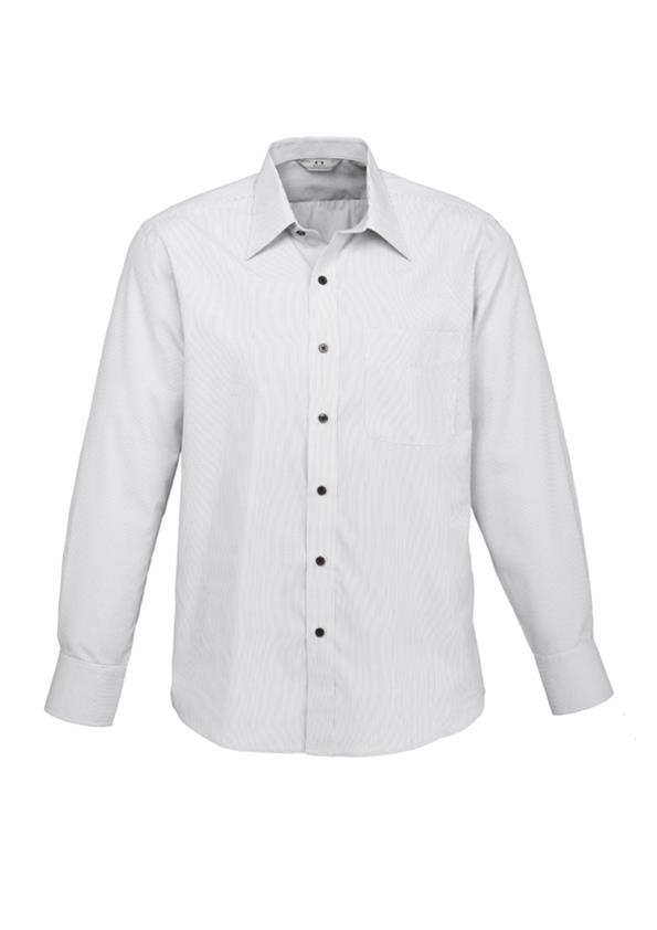 Biz – Mens L/S Signature Shirt – S120ML