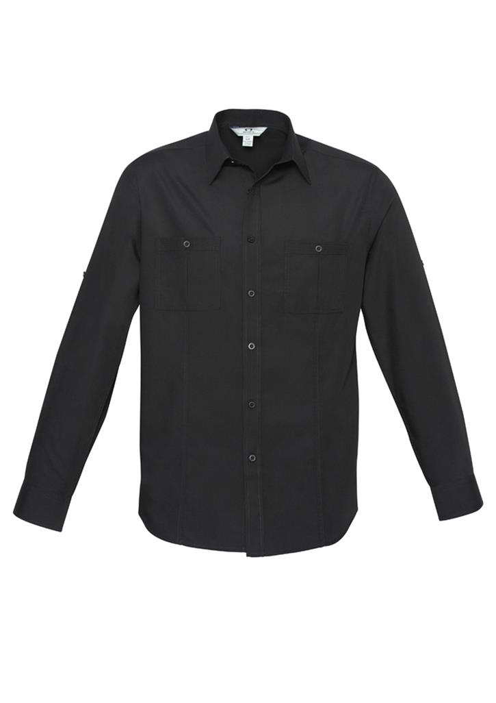 Biz – Mens L/S Bondi Shirt – S306ML