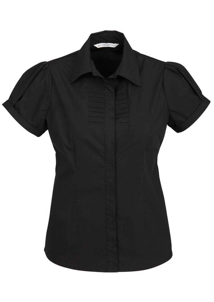 Biz – Ladies S/S Berlin Shirt – S121LS