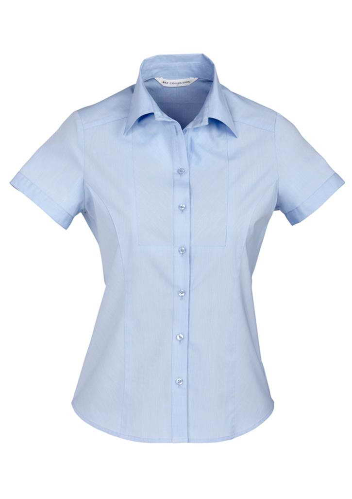 Biz – Ladies S/S Chevron Shirt – S122LS