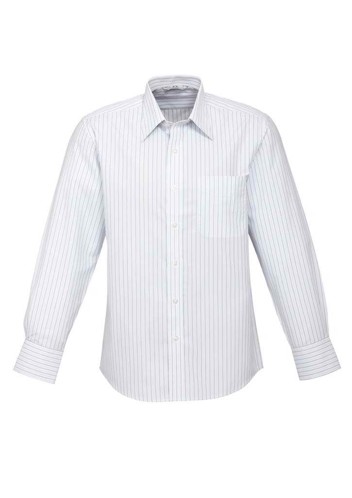 Biz – Mens L/S Windsor Shirt – S10310