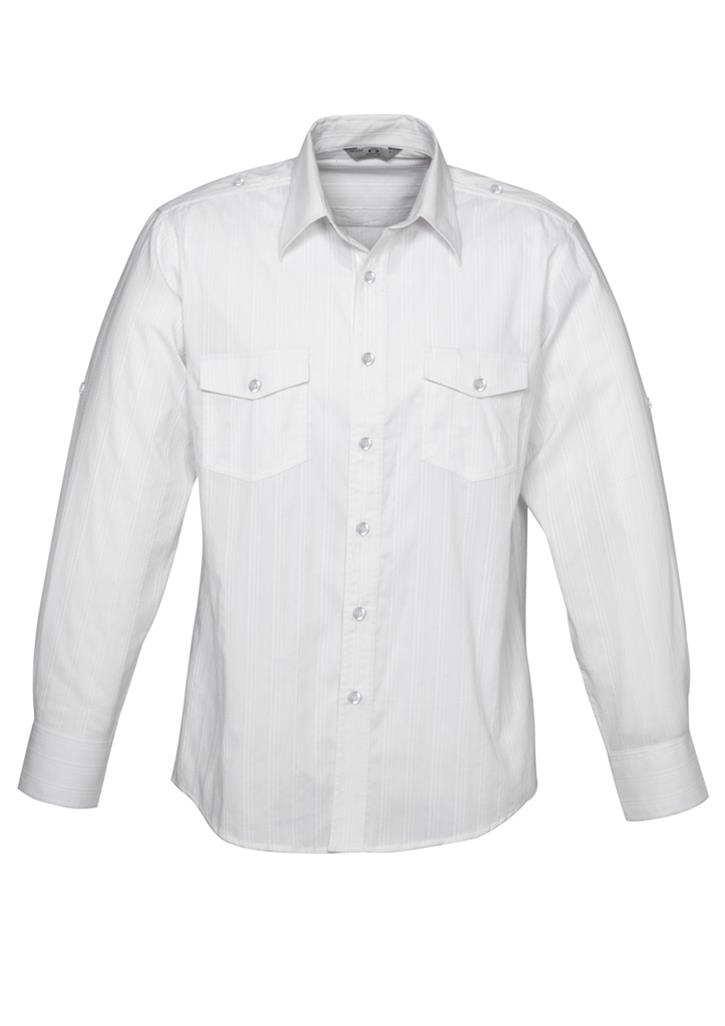 Biz – Mens L/S Brooklyn Shirt – S29610