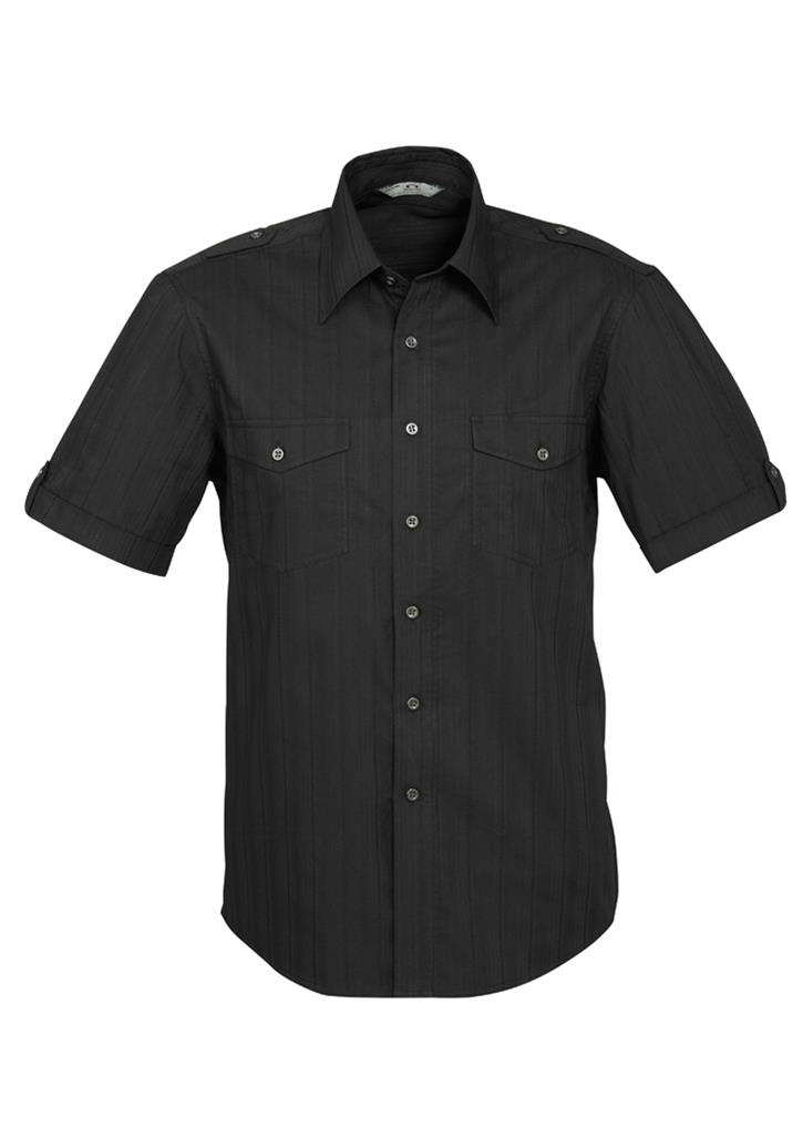 Biz – Mens S/S Brooklyn Shirt – S2961