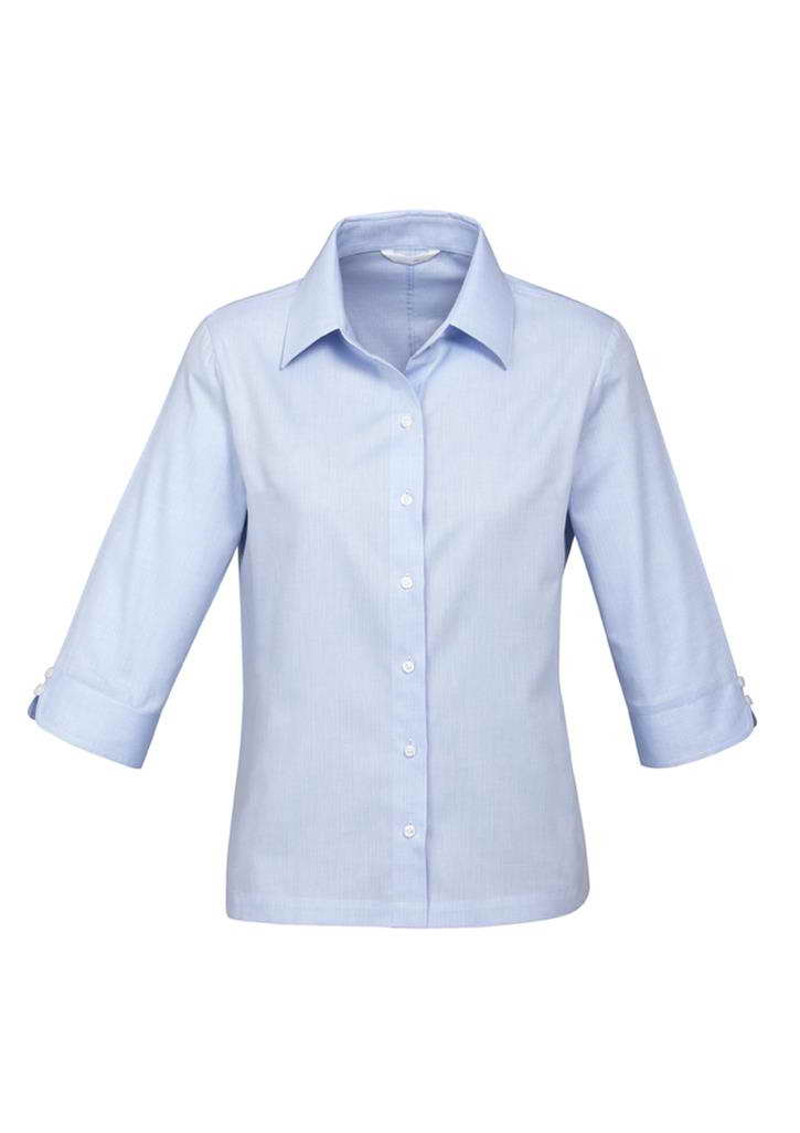 Biz – Ladies 3/4 Luxe Shirt – S10221