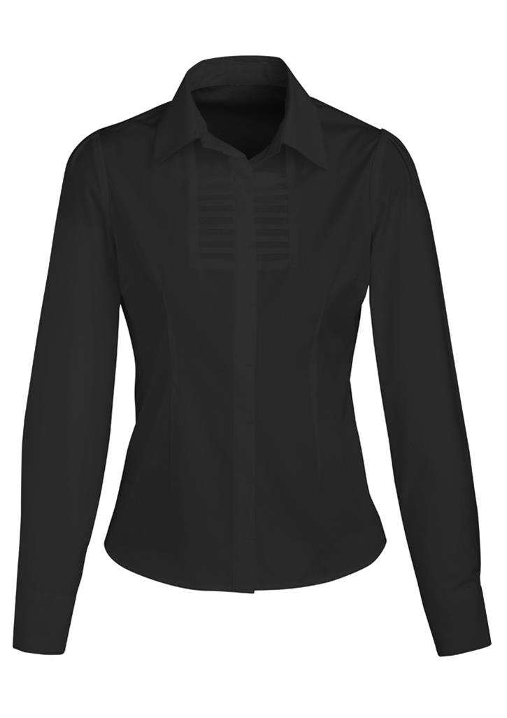 Biz – Ladies L/S Berlin Shirt – S121L