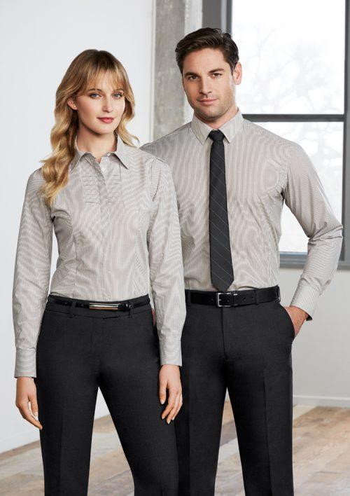 Biz – Ladies L/S Berlin Shirt – S121L