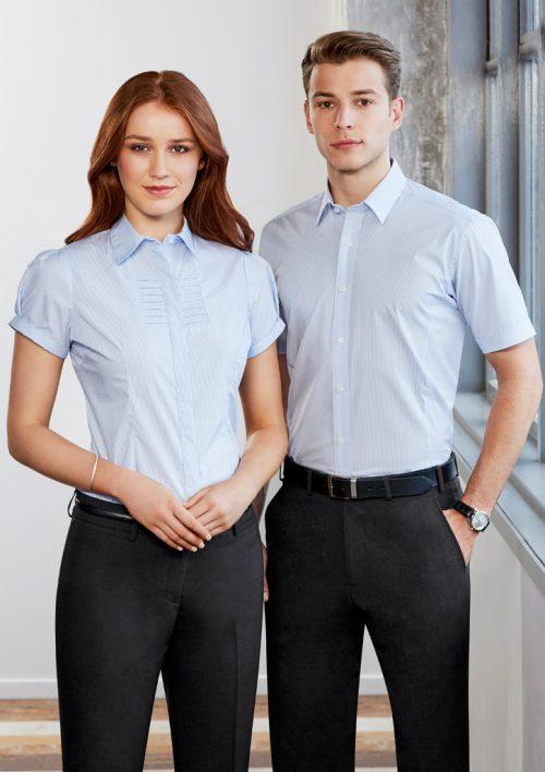 Biz – Ladies S/S Berlin Shirt – S121LS