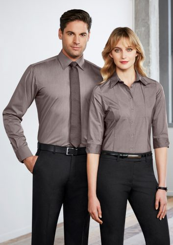 Ladies 3/4 Chevron Shirt – S122LT