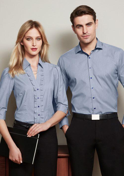 Ladies Edge 3/4 Sleeve Shirt – S267LT