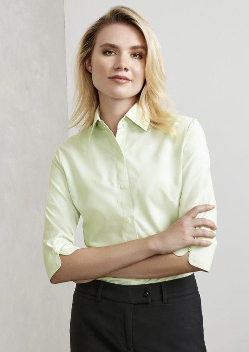 Ladies Ambassador 3/4 Sleeve Shirt – S2952